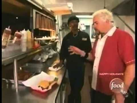 Guy Fierri Of Diners Drive In S Dives Visits Twisted Root Burger Joint In Dallas Texas Guy Fieri Chef Guy Fieri Burger Joints