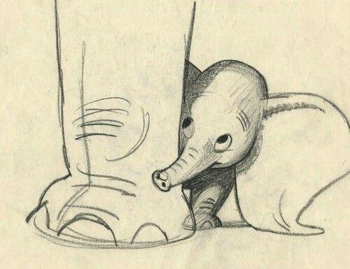 Dumbo Fan Art  #disney #fanart #disneyfanart – #Art #Disney