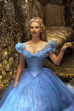 If Disney's Live-Action Cinderella Had Her Natural ...