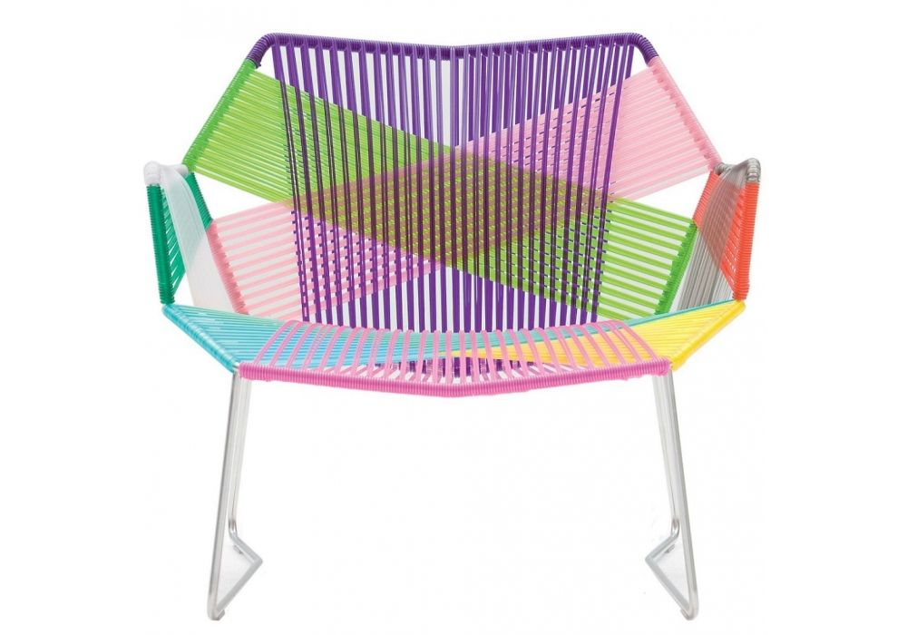 Sedie Da Esterno Colorate.Tropicalia Poltrona Con Braccioli Moroso Nel 2020 Mobili
