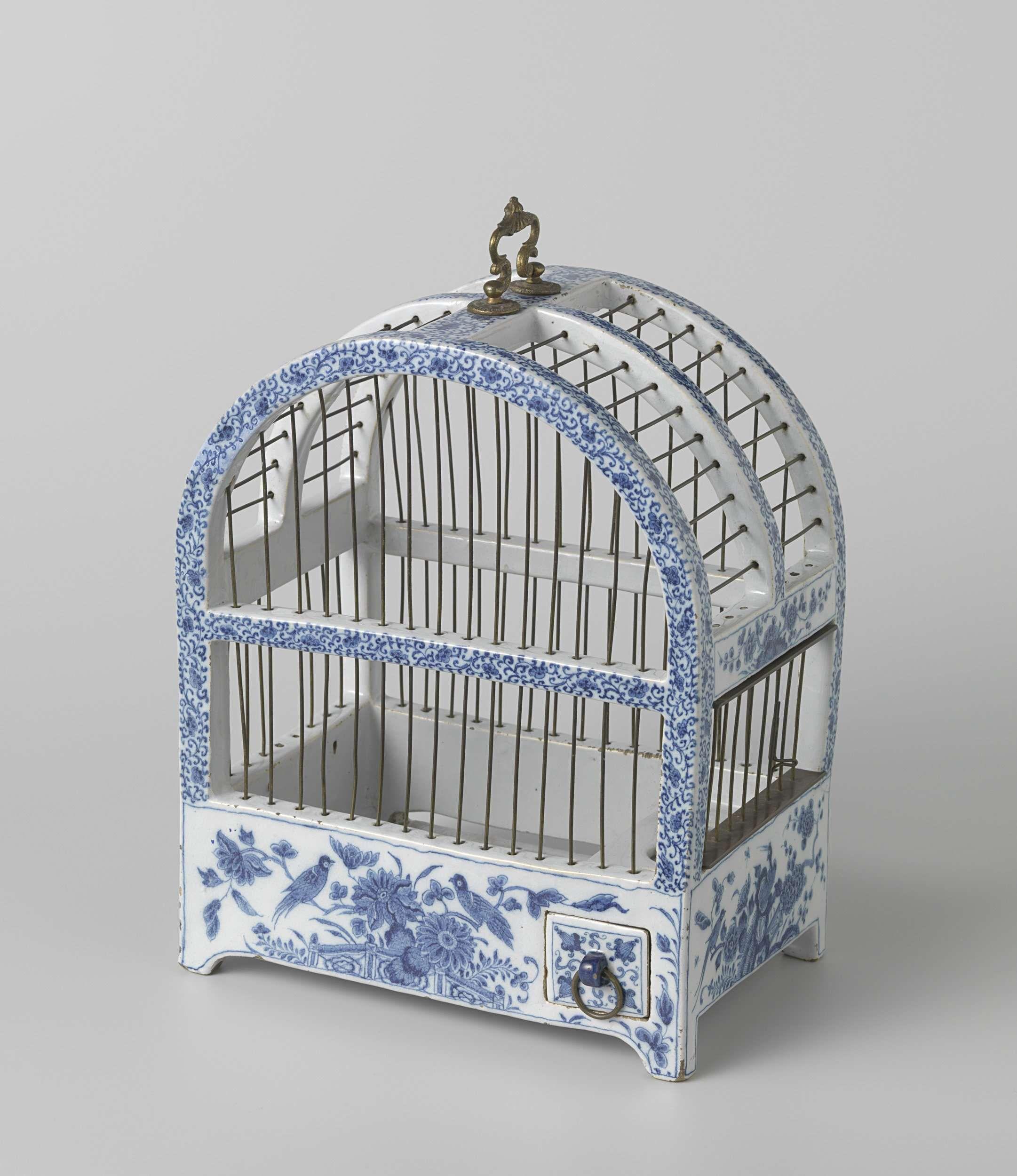 Birdcage, anoniem, c. 1685 - c. 1700