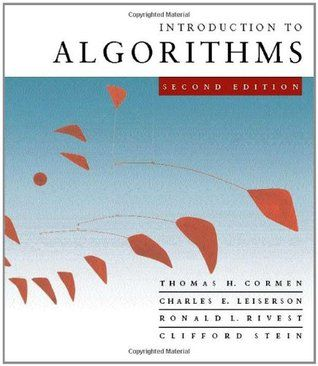 Introduction To Algorithms By Thomas H Cormen Introduction To Algorithms Algorithm Introduction