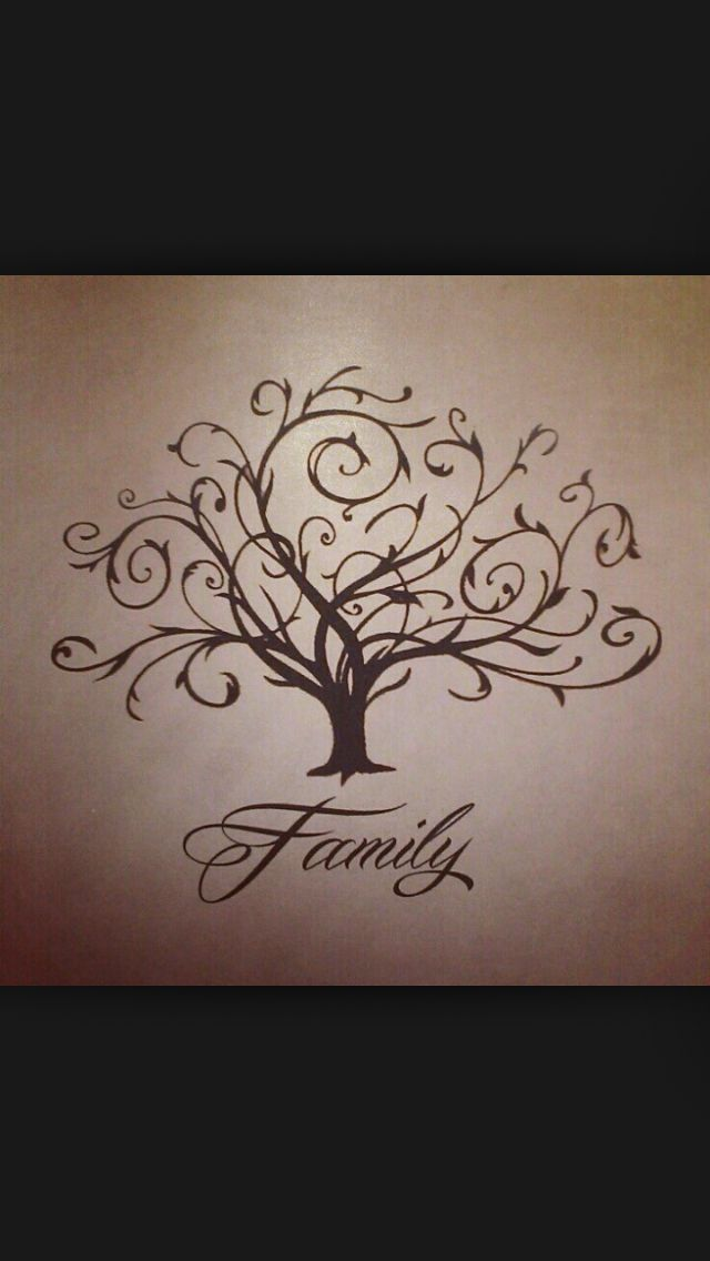 33e4f224f Family Tree Tattoos | family tree tattoos | tattoos | Tattoos, Tree ...