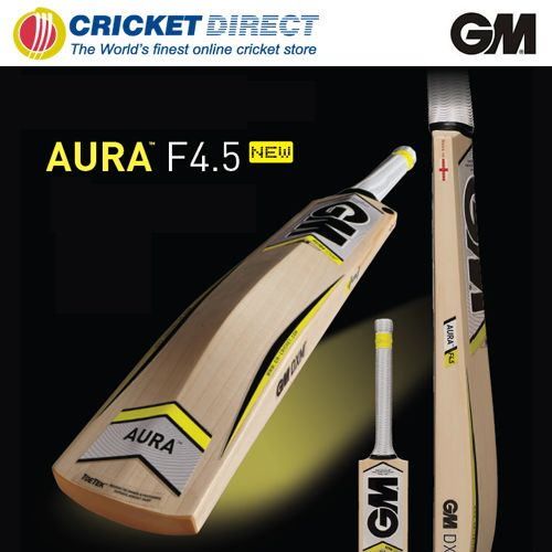 The Beginning Of A New Aura Here S The New Gm Aura F4 5 Cricket Bat For 2015 Delivery From 1st November Pre Order Now Cricket Bat Cricket Store Cricket
