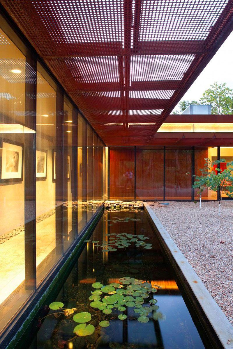 Bassin de jardin : 8 idées pour créer un bassin aquatique ...