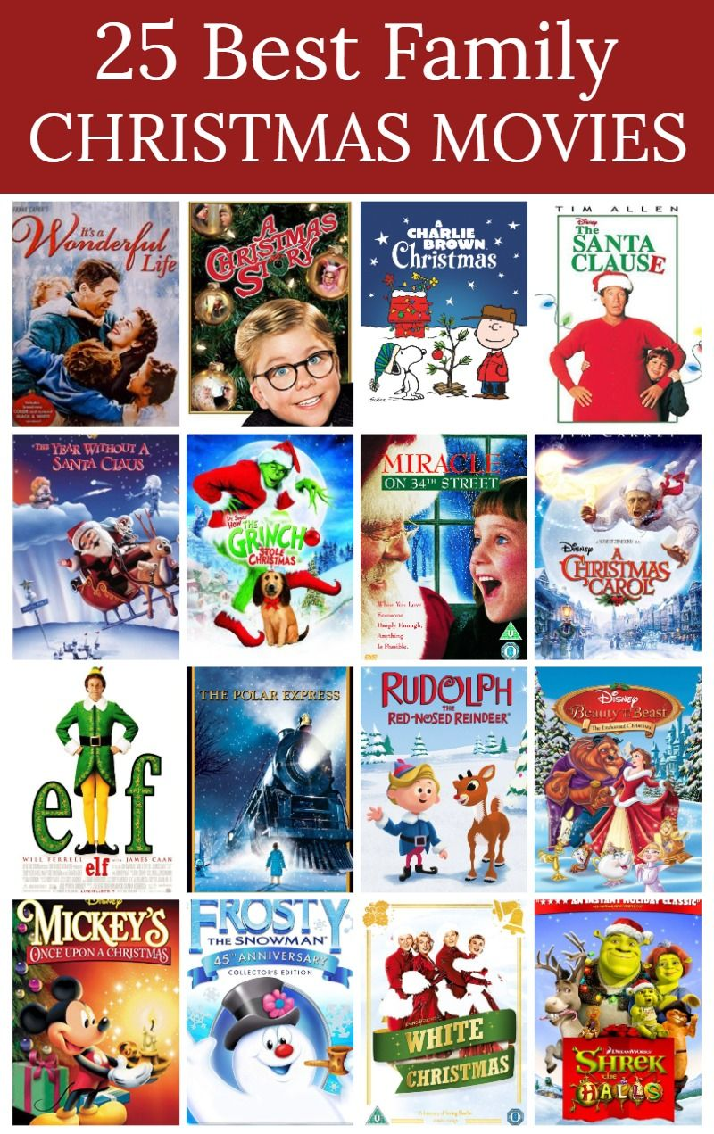 Best Family Friendly Christmas Movies Christmas Movies Family Christmas Movies Best Family Christmas Movies