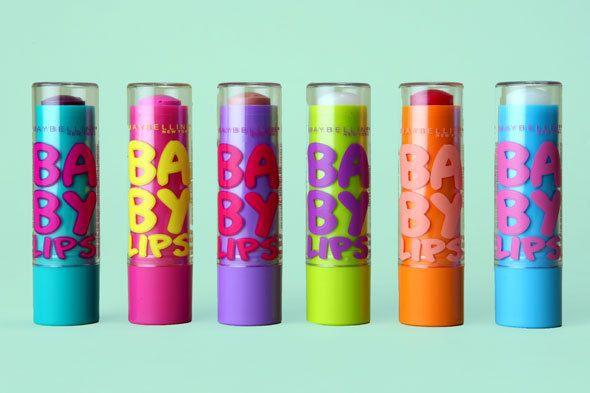 BABY LIPS ♥