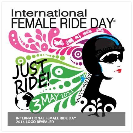International Female Ride Day 2014