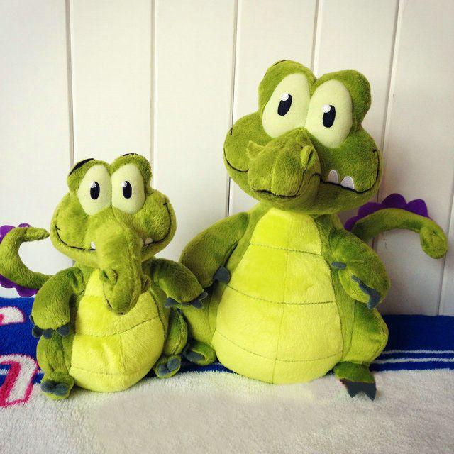 1 pcs Crocodile Bathing Where's My Water plush toy crocodile Stuffed Dolls Gift  #Disney