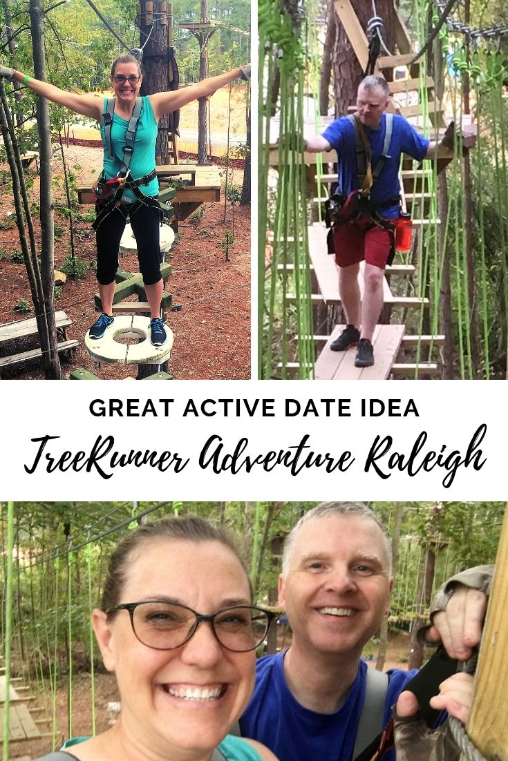 Treerunner Adventure Park In Raleigh Nc Encourages Outdoor Adventure For Kids And Adults With Several Different Courses At V Adventure Adventure Park Raleigh
