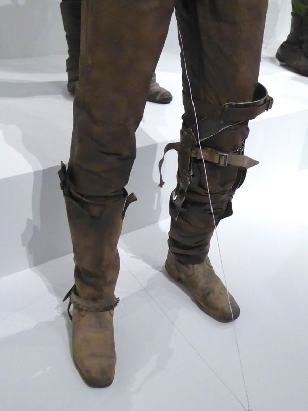 Mad Max Boots And Leg Brace Halloweeny Mad Max Mad Max Fury