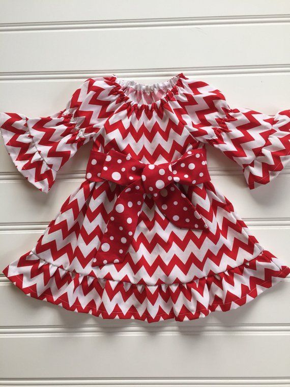 b04eb926d2c8 Girl Christmas Dress, Girl Holiday Dress, Toddler Christmas Dress, Little Girl  Dress, Girl Red Dress