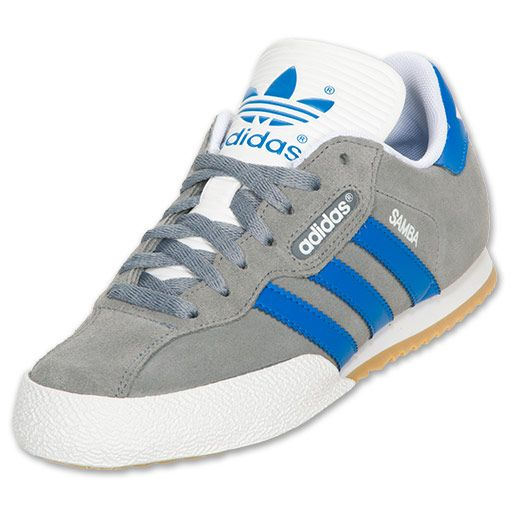 Men's adidas Originals Super Samba Casual Shoes @Finish Line