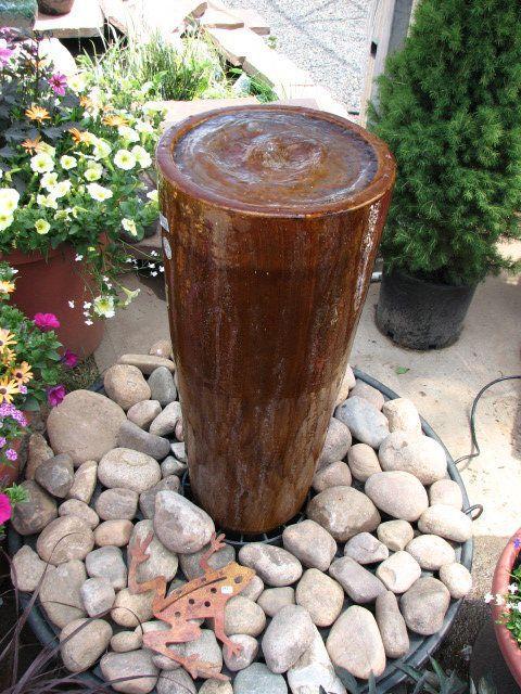 Native Roots Garden Center, Durango Colorado: Garden Water Feature   Open  Year Round Next
