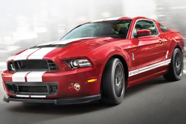 2014 Ford Mustang Shelby Gt500 2014 Mustang Gt500 0 60