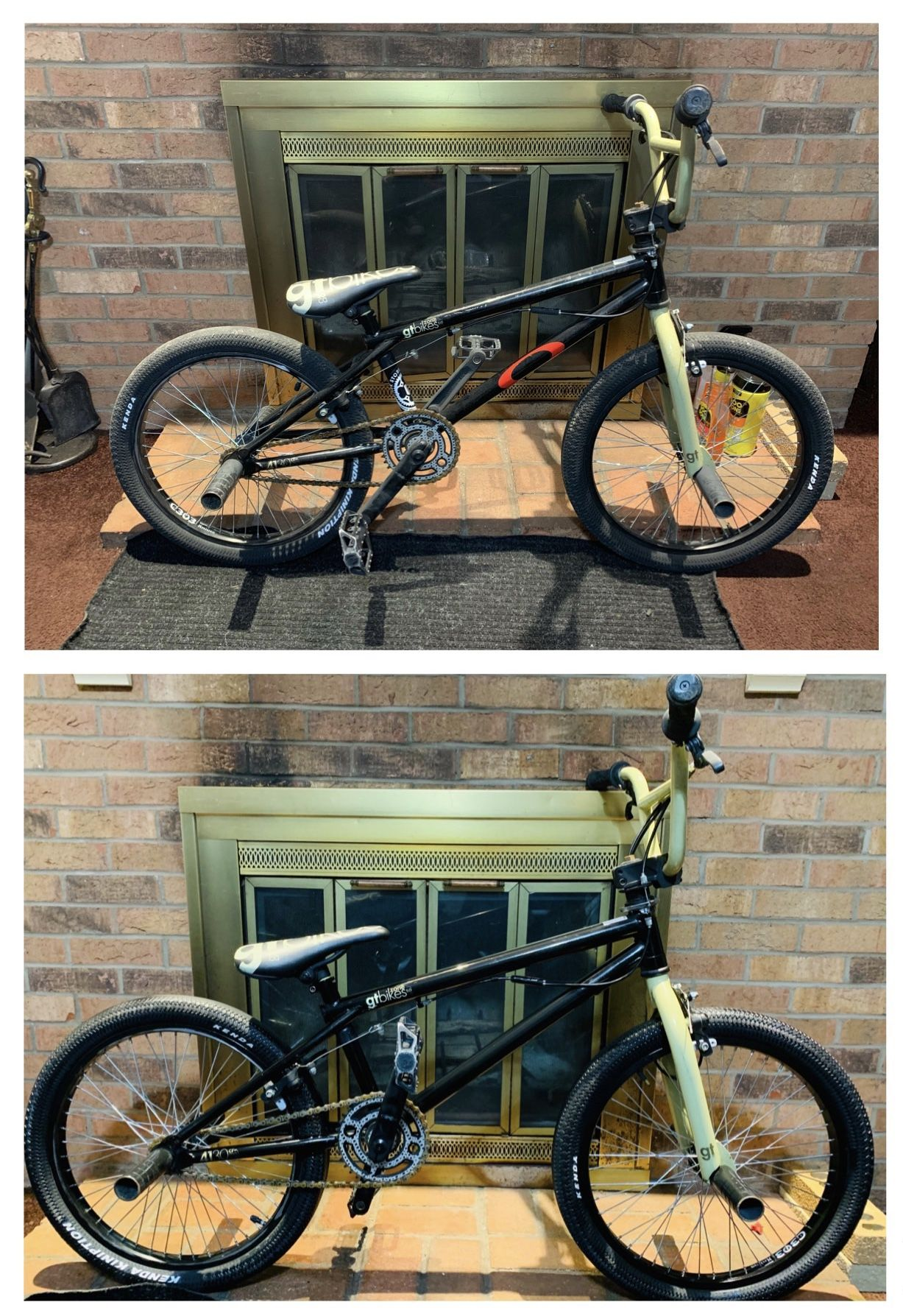 2009 Gt Zone 20 Freestyle Bmx Bought For 50 Literally Just