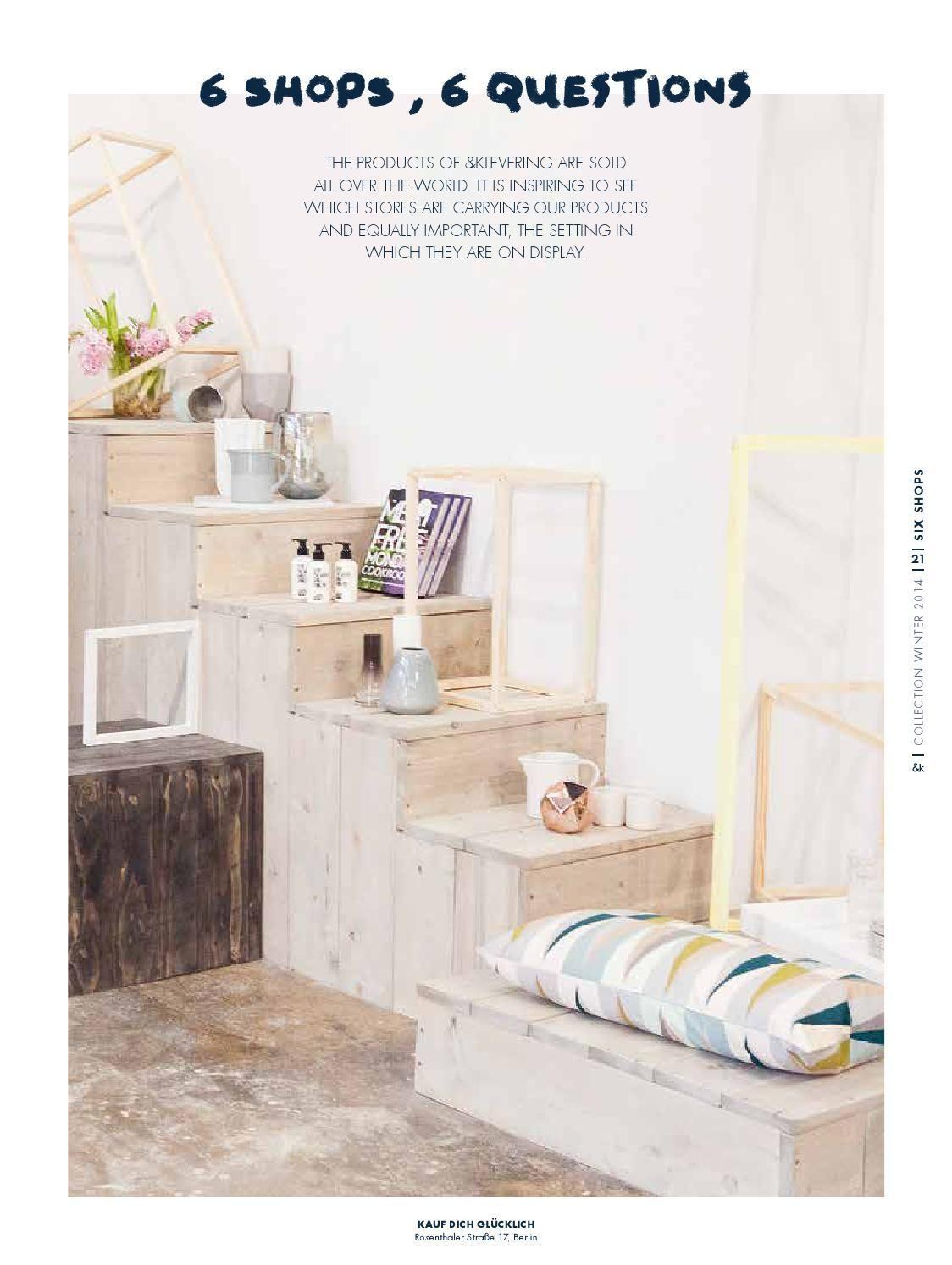 #ClippedOnIssuu from &k magazine winter 2014