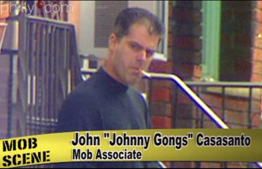 Johnny gongs casasanto