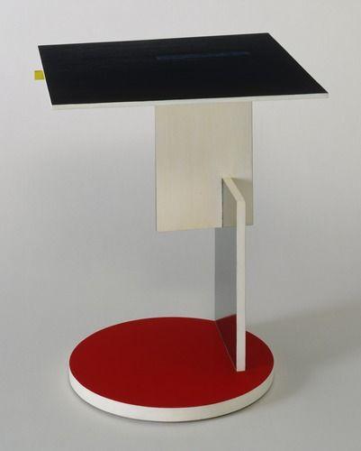 Tavolino Di Rietveld.Gerrit Rietveld Side Table 1923 Lampade Da Tavolo Anni