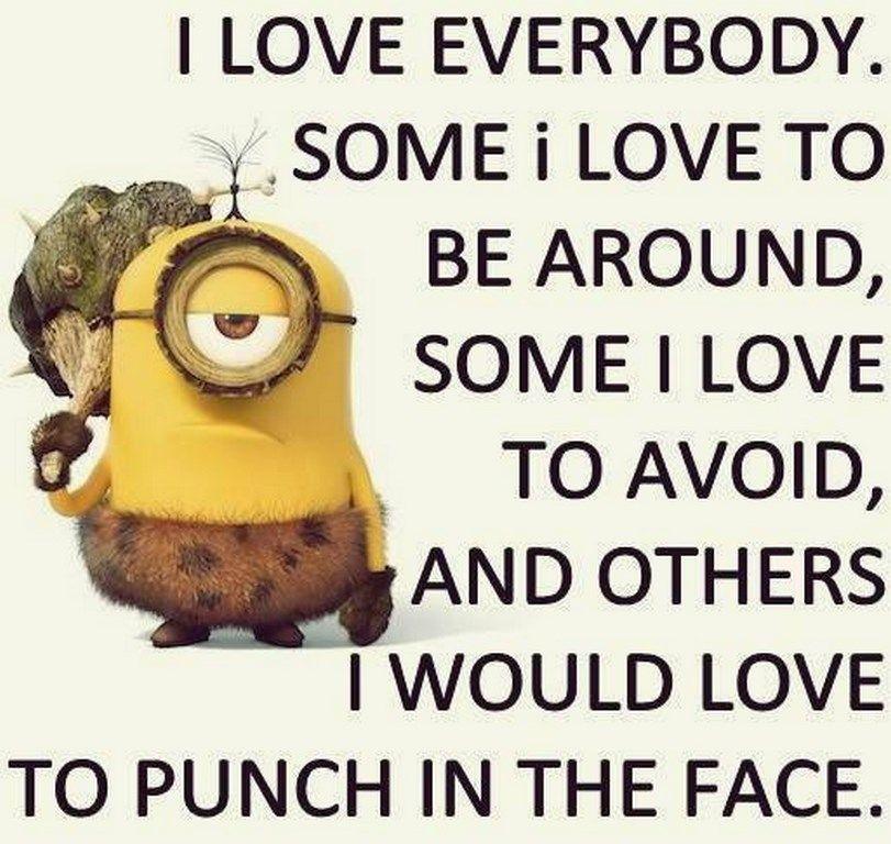 Funny Memes 2015 About Love : Funny minion joke pinterest jokes