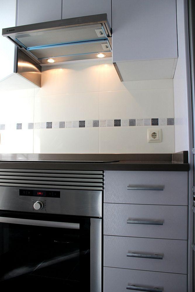Dise o de cocinas dise o de cocinas en vallecas cocina - Cocina moderna madrid ...