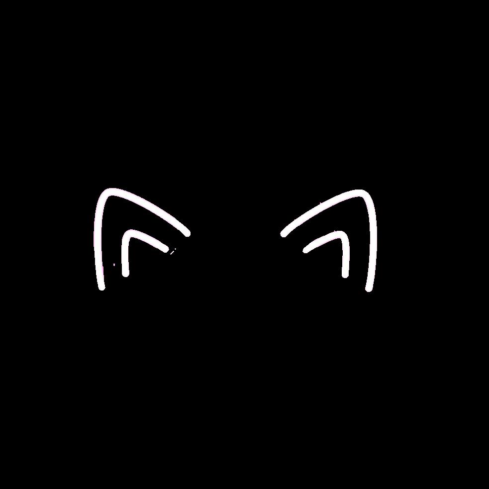 Freetoedit Catears Overlay Png Cat Ears Kawaii Cuteoverlay Cute Remixit Overlays Cat Ears Kawaii