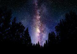 The milky way galaxy wallpaper