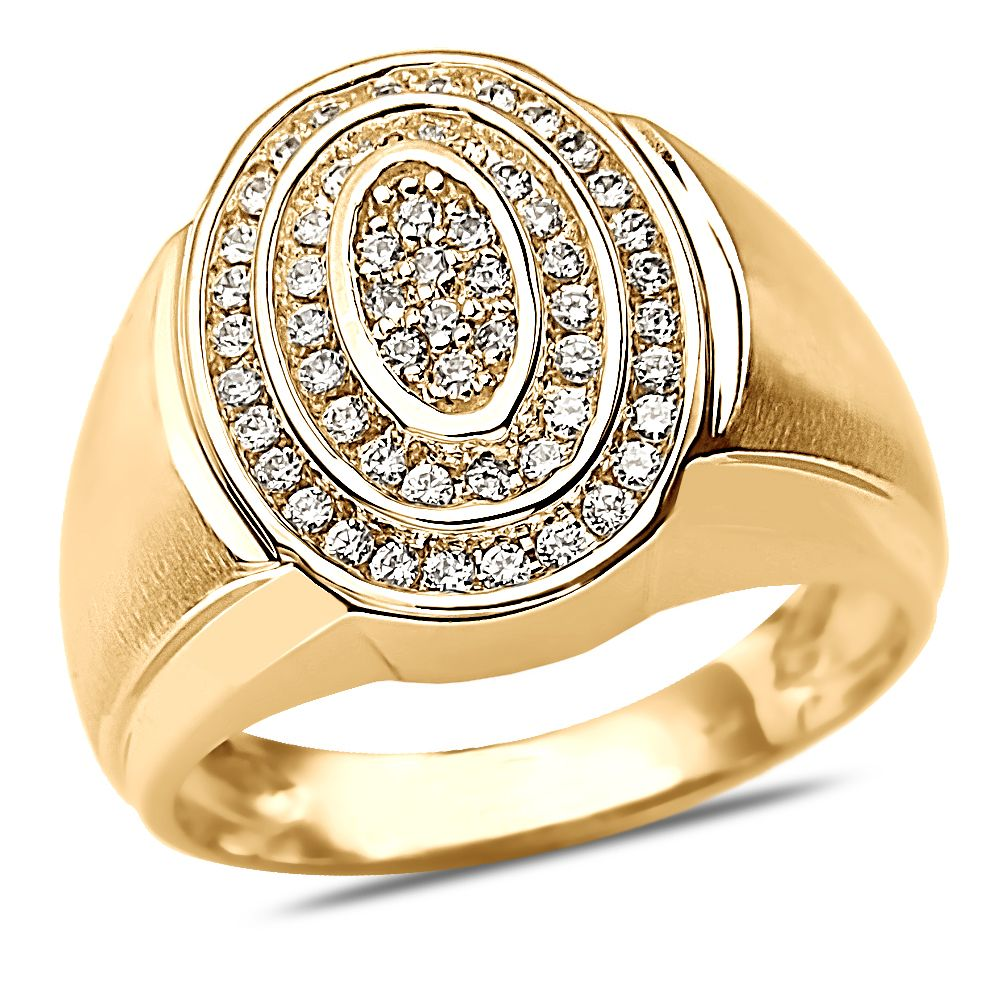 Ebay NissoniJewelry presents - 1/2CTTW Oval Top Men's Ring with Jback in 10k Yellow Gold    Model Number:GR9222H-Y077J    http://www.ebay.com/itm/1-2CTTW-Oval-Top-Men-s-Ring-with-Jback-in-10k-Yellow-Gold/321747806117