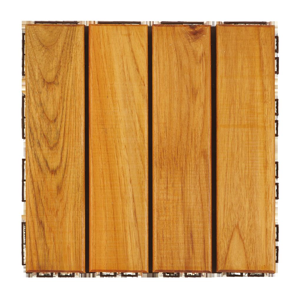 Piastrella in legno teak da esterno hortus pinterest - Pavimenti da esterno in legno ...