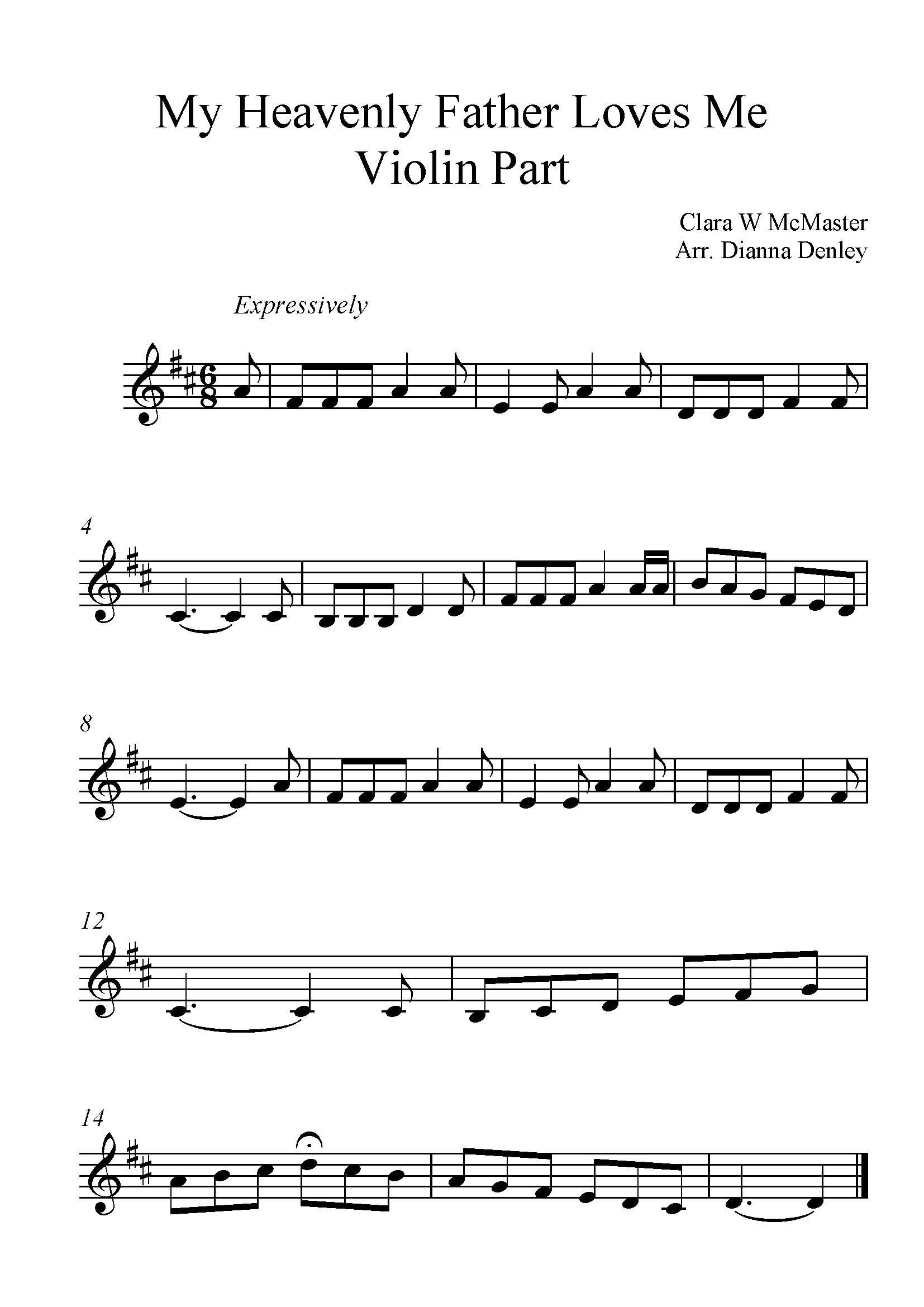 Easy Instrumental Parts Primary Children Can Learn