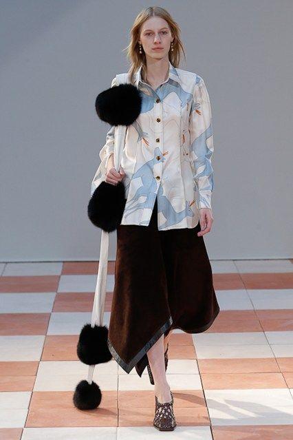 Celine Paris Fashion Week AW '15'16