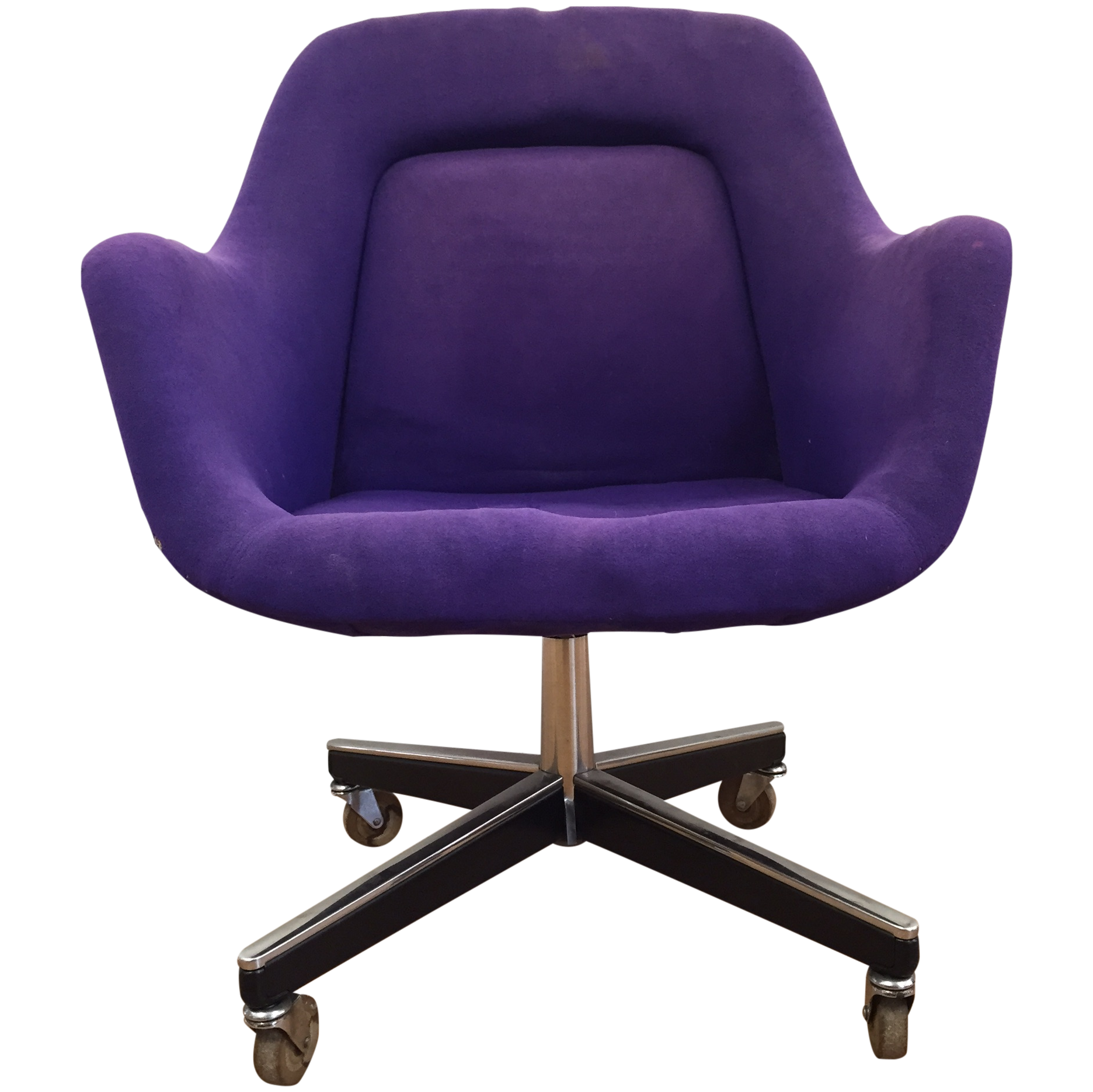Purple Max Pearson for Knoll Chair | Knoll chairs, Office desks and ...