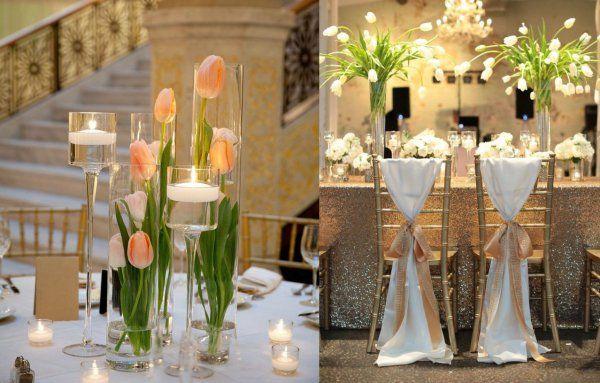Dekoracje ślubne Tulipany W Roli Głównej Quick Saves