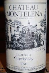 1976 Chateau Montelena Chardonnay