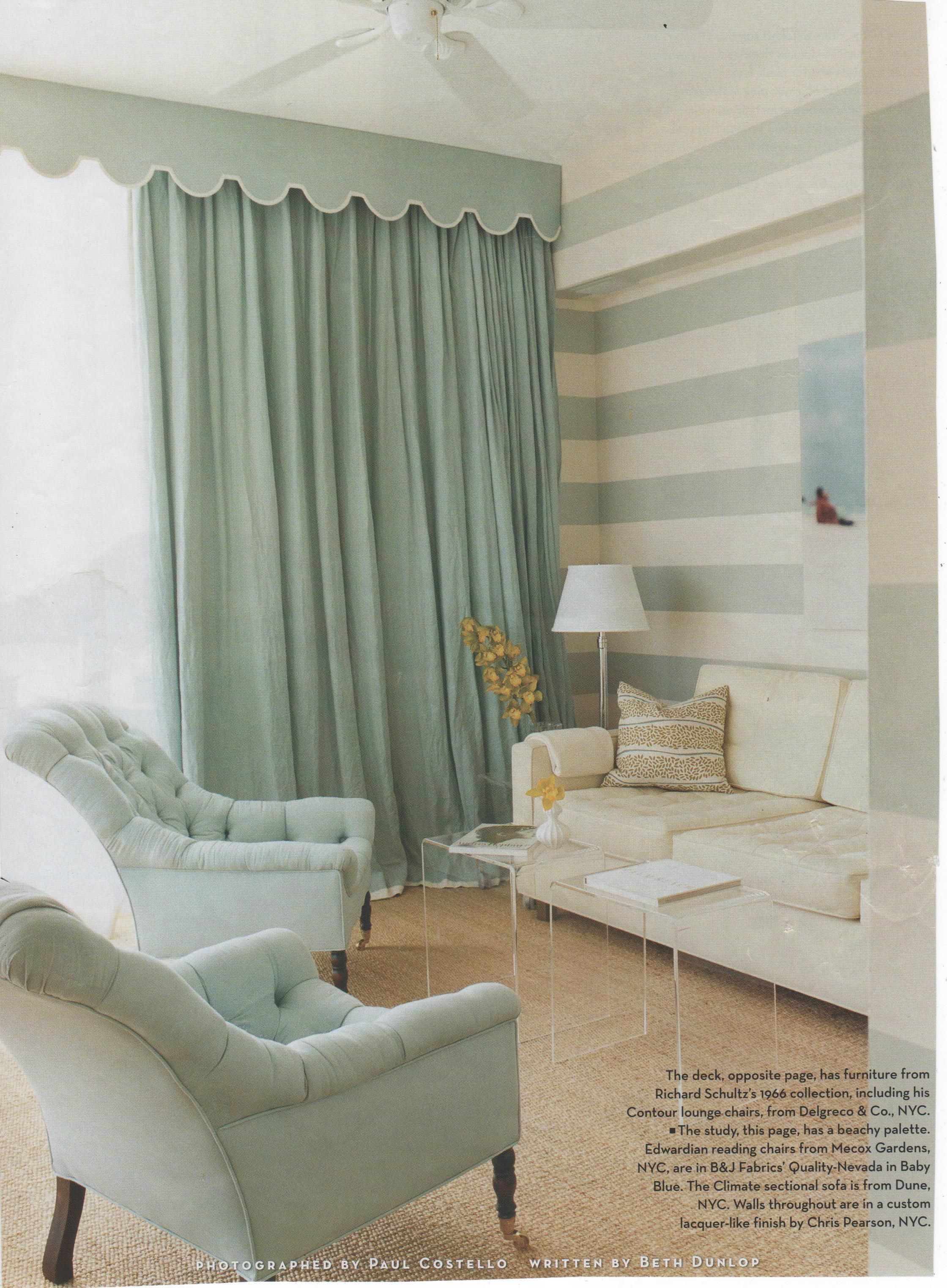 Cool Chic With Sisal Stripes And Make Sure There S Beach