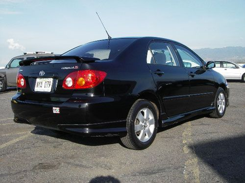 2003 toyota corolla s got this brand new it was awesome really good car cars i 39 ve owned. Black Bedroom Furniture Sets. Home Design Ideas