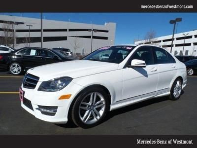 2014 Mercedes Benz C300 4MATIC Sport For Sale In Westmont | Cars.com