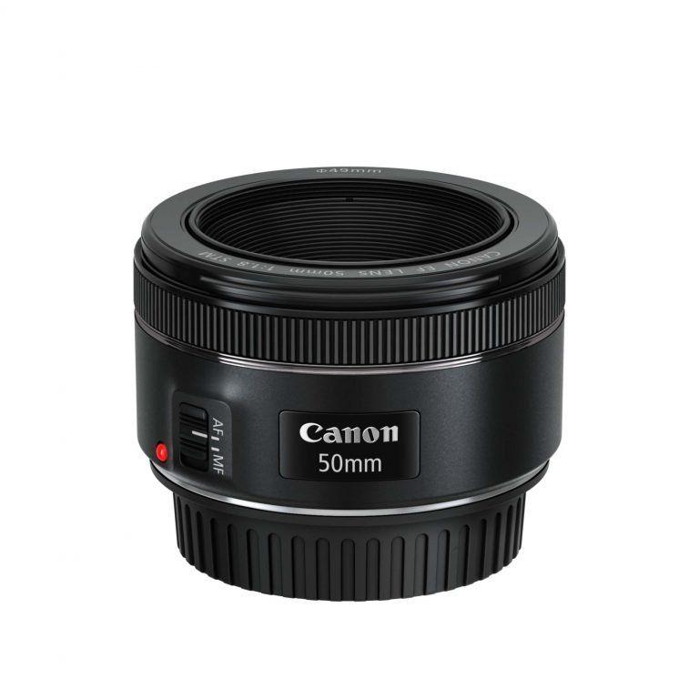 Das beste Canon-Objektiv für wenig Geld
