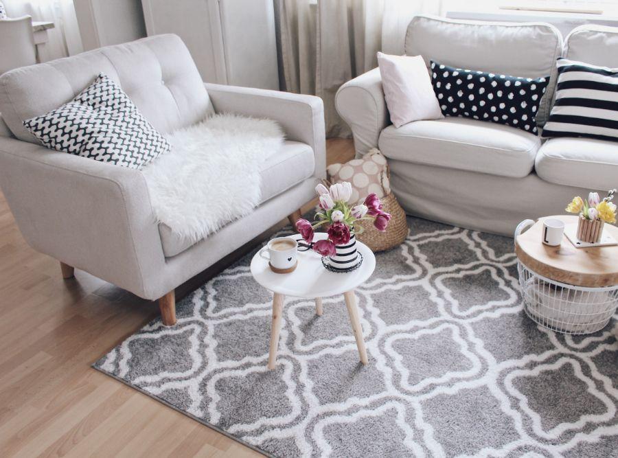 Anzeige - Wohnzimmer einrichten mit OTTO Home  Living Living