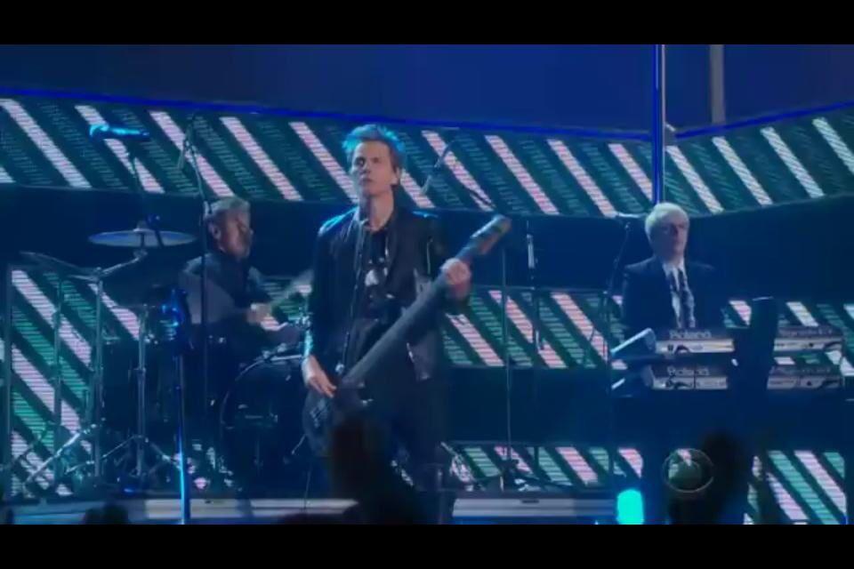 JT fashion rock live on 9/9/2014
