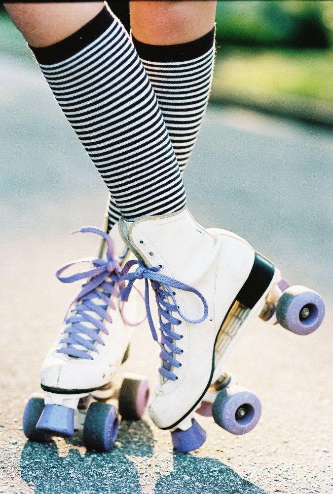 Shannon Lee Miller Quad Roller Skates Retro Roller Skates Roller Girl