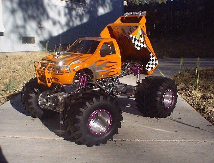 Custom Built Rc Cars Crawler Scaler Flash Back In My Rc History