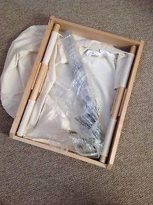 Ikea Komplement For Pax Wardrobe Sliding Canvas Laundry Basket Bin Bag In Birch Ikea Komplement Pax Wardrobe Master Closet