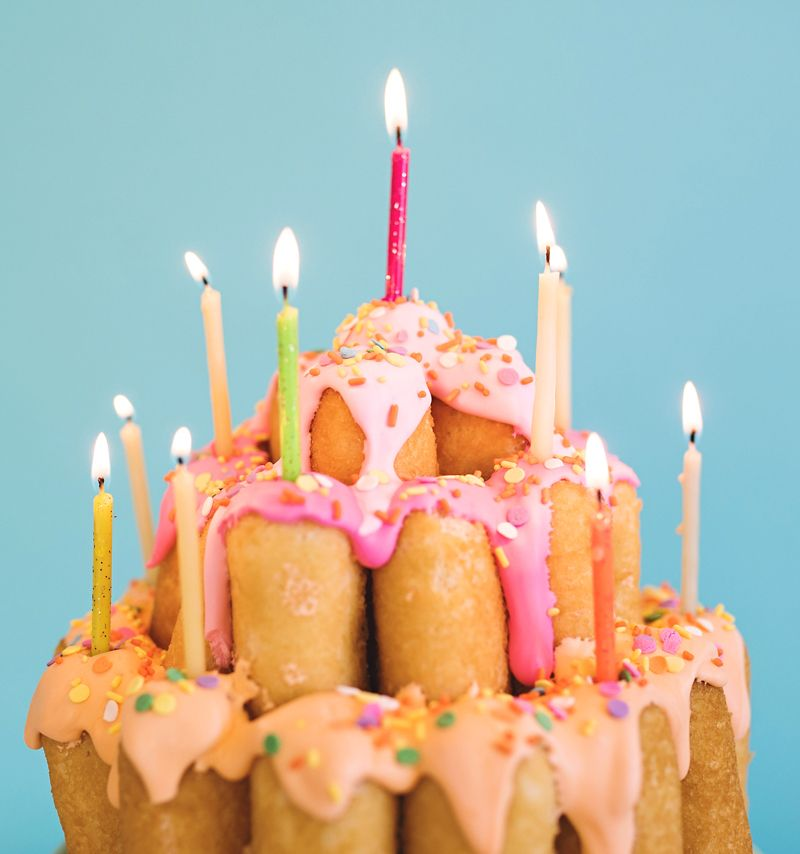 Creme Cake Birthday Cake Gorgeous Cakes Pinterest Cake