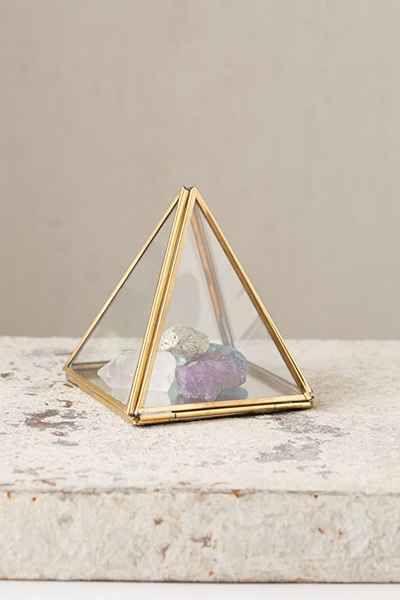 Magical Thinking Pyramid Mirror Box Future Room Mirror