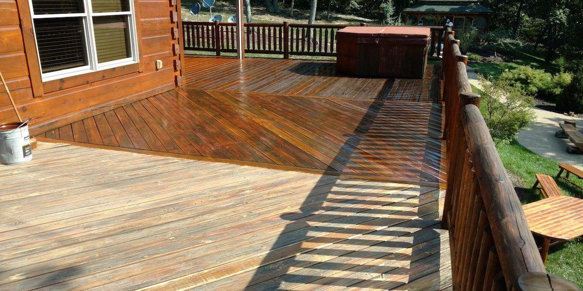 Restore A Deck With Images Deck Restoration Deck Deck Projects