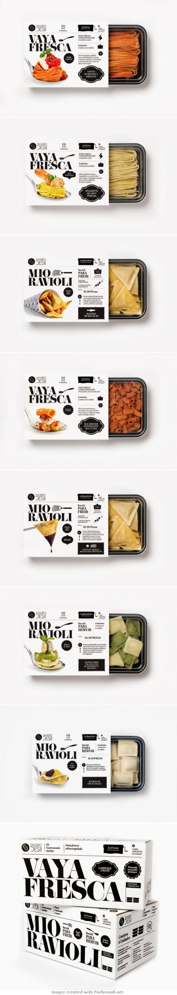 Sandro Desii by Lo Siento. Beautiful package design. #Branding #PackageDesign #GraphicDesign