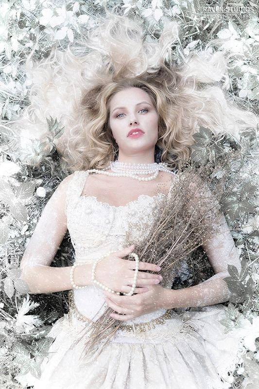 Untitled - A recent shoot working alongside Russian photographer Margarita Kareva. Model: Maria Shelekhova