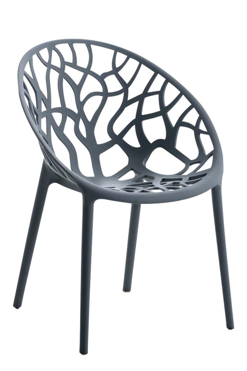 Gartenstühle kunststoff stapelbar  Details zu Gartenstuhl Hope Kunststoff Stapelstuhl Bistrostuhl ...