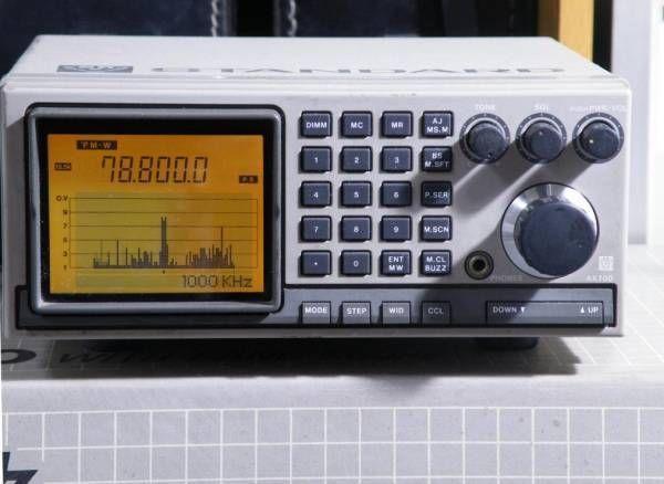 Standard AX700  50-905 MHZ  receiver #Standard